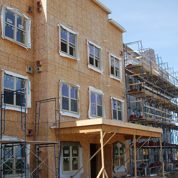 Large Scale Residential Electrical Projects Ae Rosen